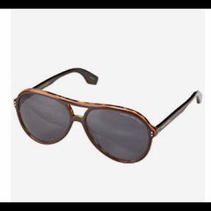 Marc Jacobs Marc392/S Sunglasses Brown w/Grey Lens